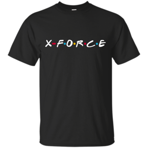 Pop-Up Tee: X Force