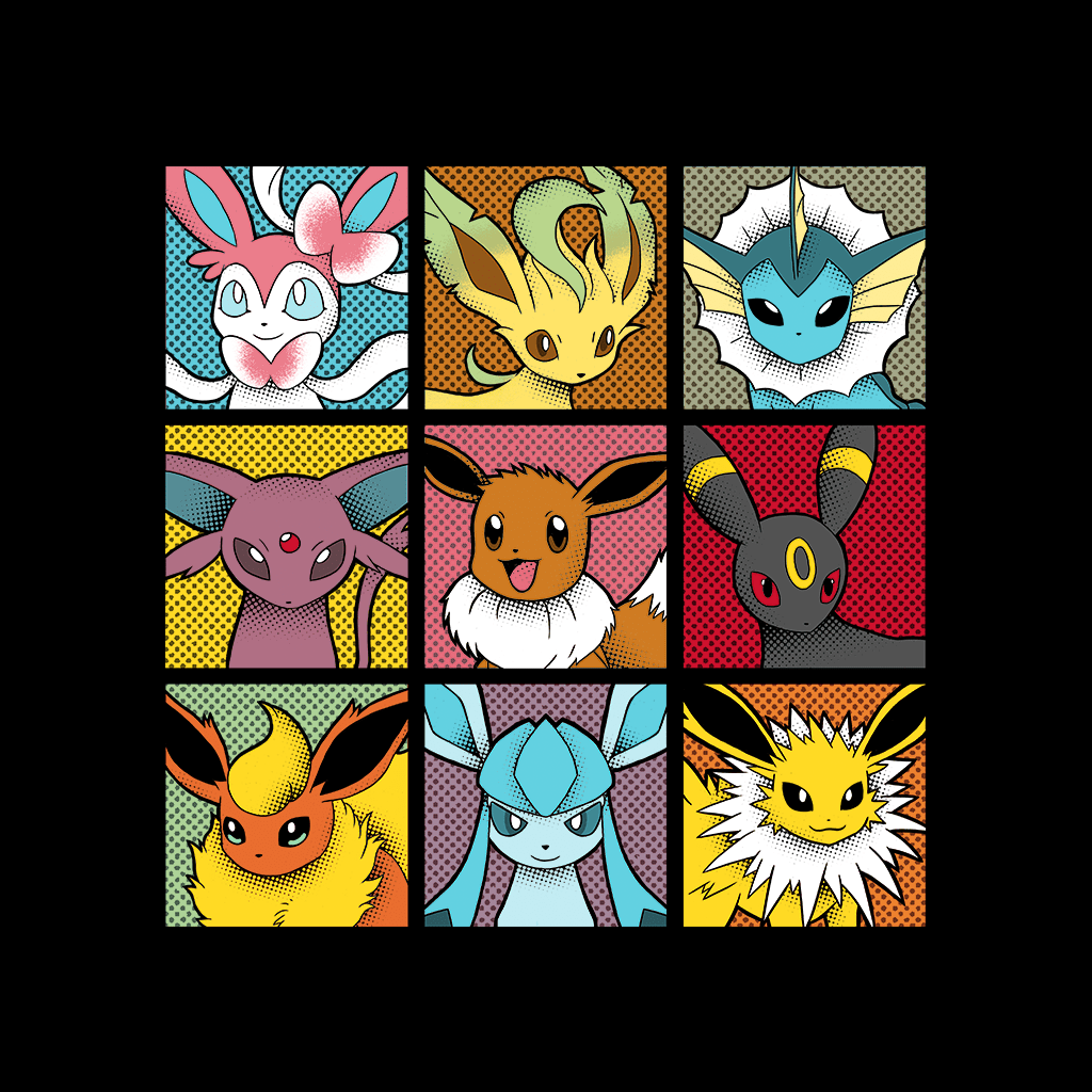Pop Vulture: Pop Eeveelutions