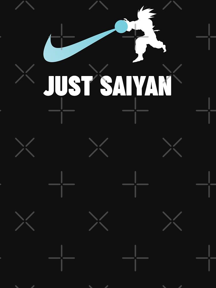 RedBubble: Just Saiyan