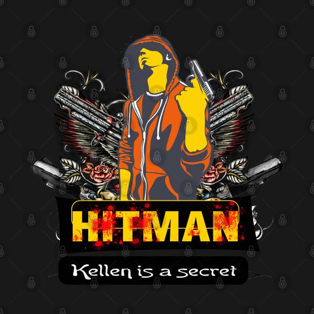 TeePublic: hitman
