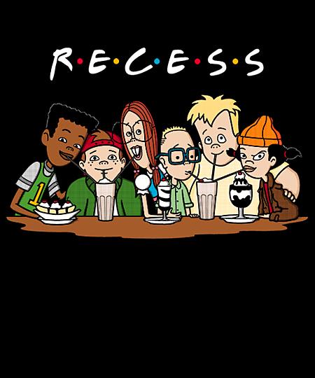 Qwertee: Recess!