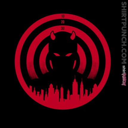 ShirtPunch: The Devil of Hell's Kitchen