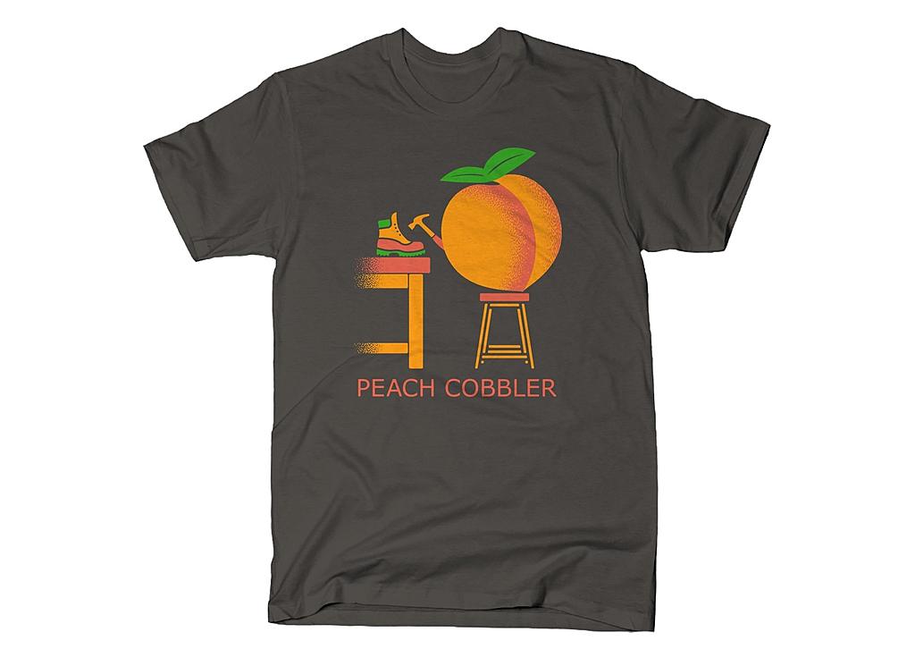 SnorgTees: Peach Cobbler