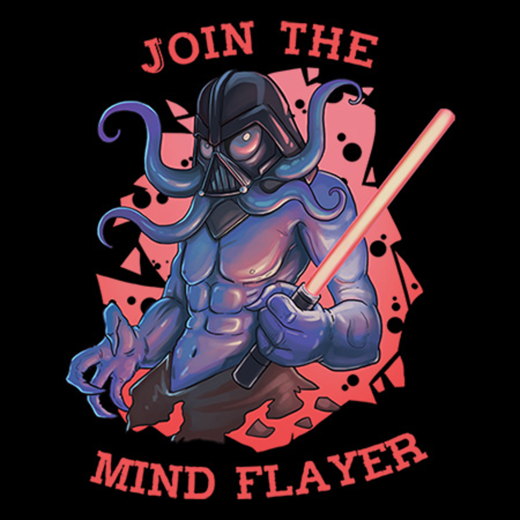 MeWicked: Join the Mind Flayer