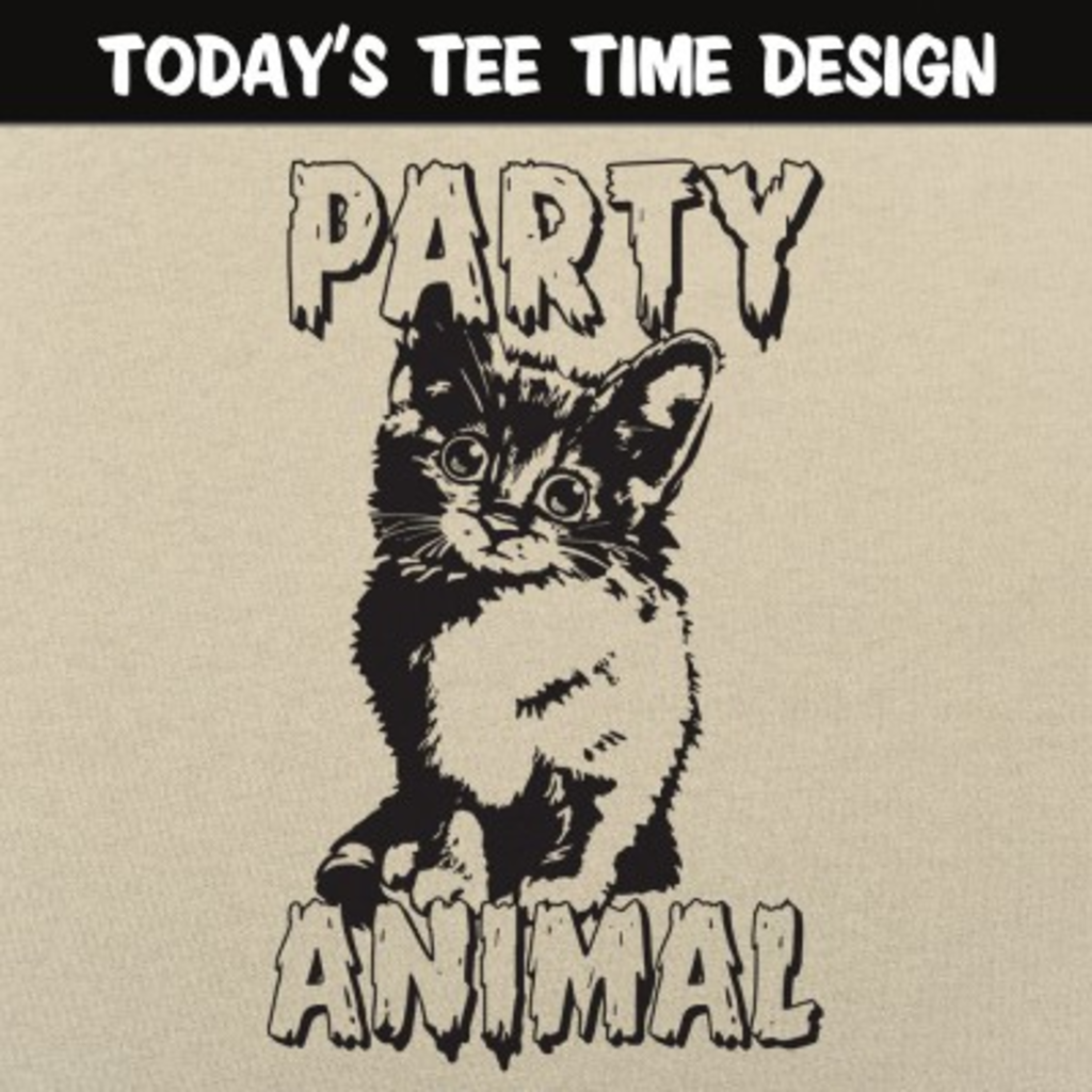 6 Dollar Shirts: Party Animal