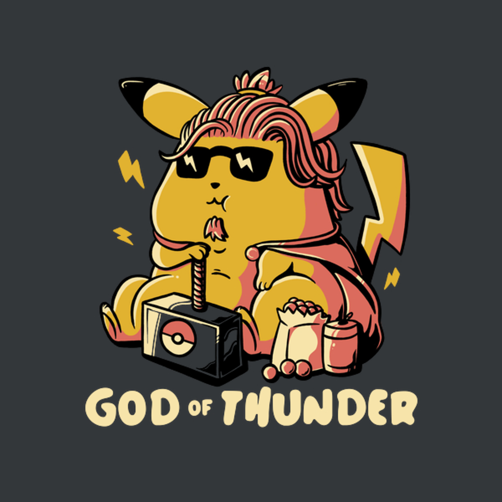NeatoShop: God of Thunder