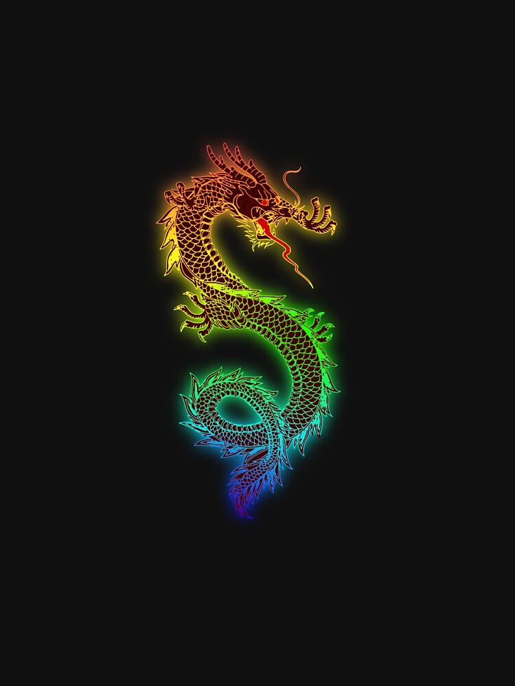 RedBubble: Dragon, china, dragon, 龙, Дракон, تنين