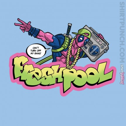 ShirtPunch: Fresh Pool