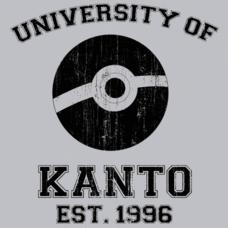 Textual Tees: Kanto University