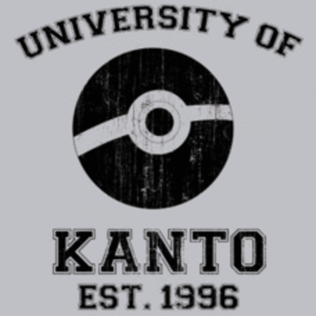 Textual Tees: Kanto University