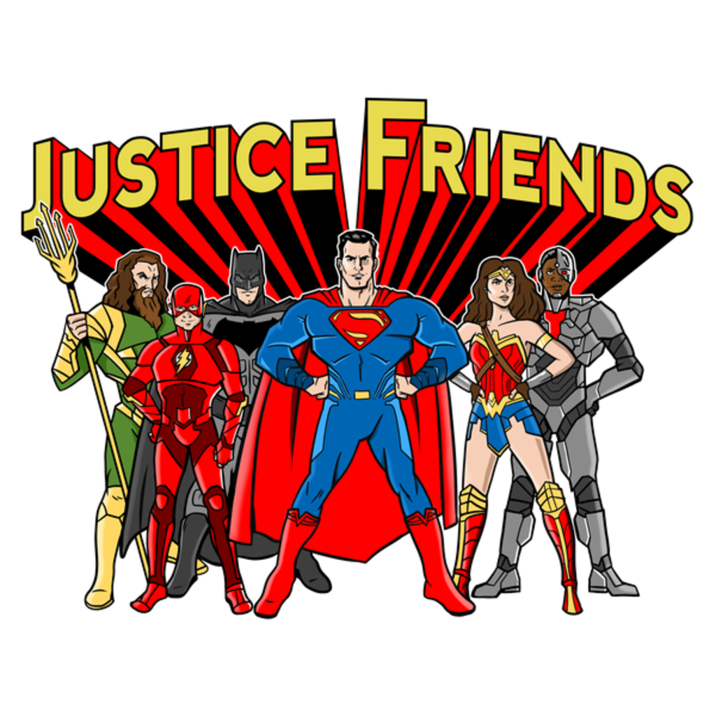NeatoShop: Justice Friends III