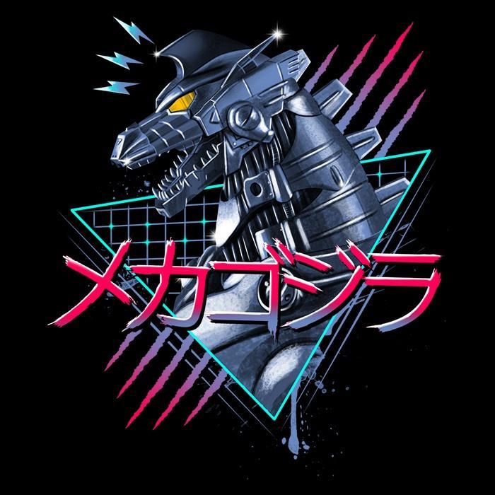 Once Upon a Tee: Rad Mech Kaiju