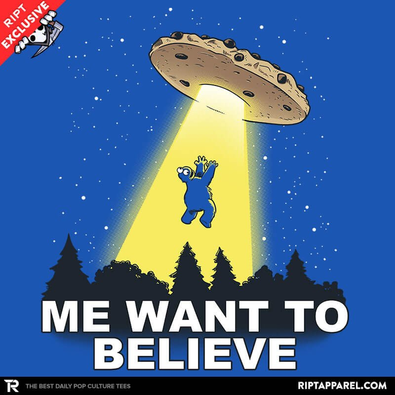 Ript: Me Want To Believe