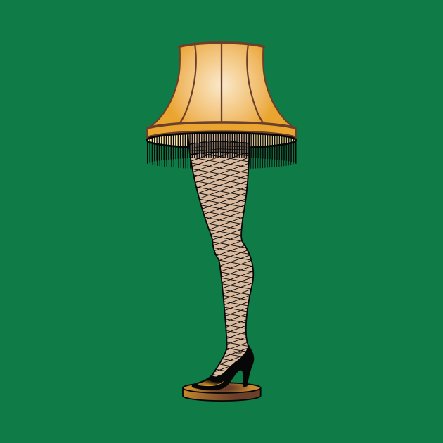 TeePublic: Leg Lamp