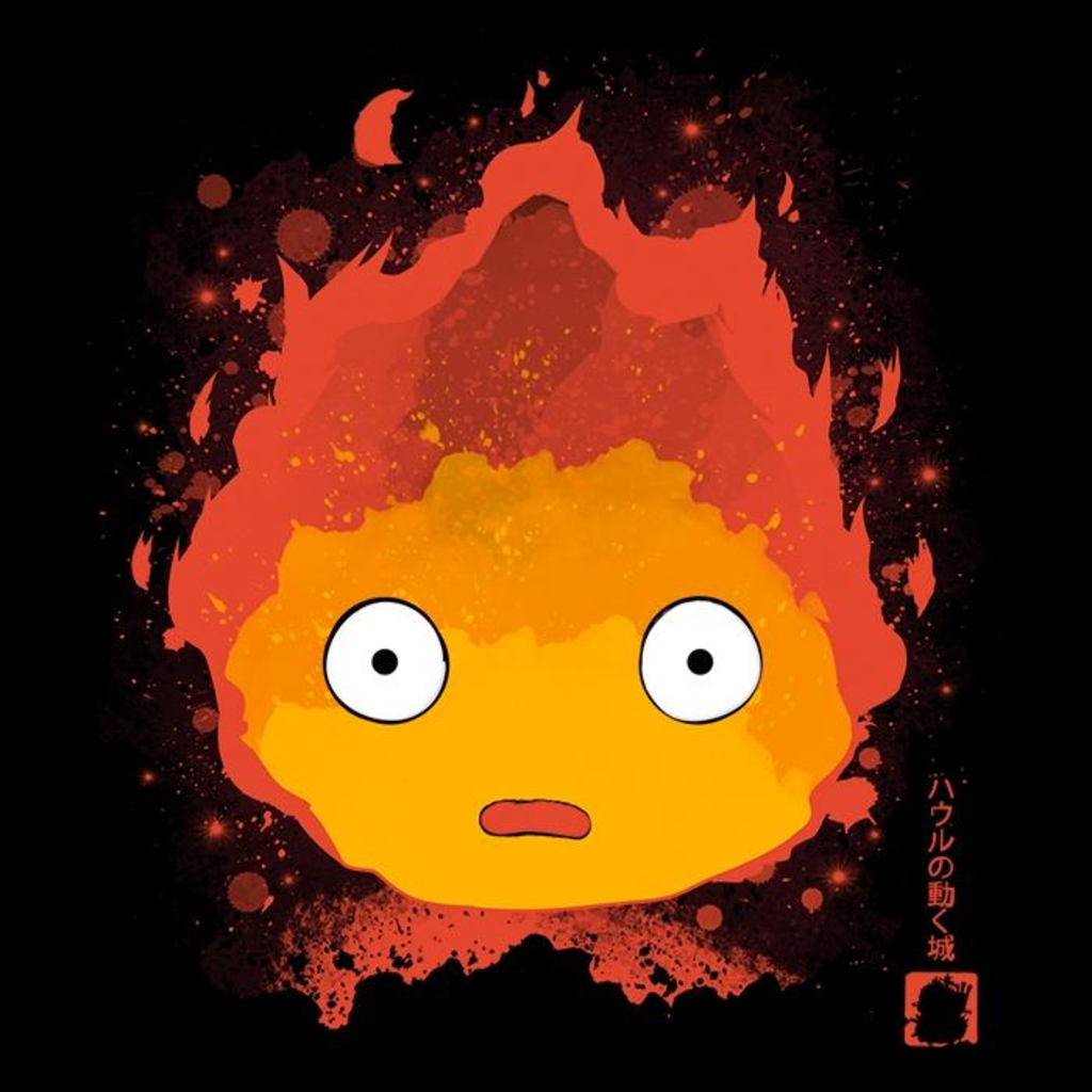 Once Upon a Tee: The Flame