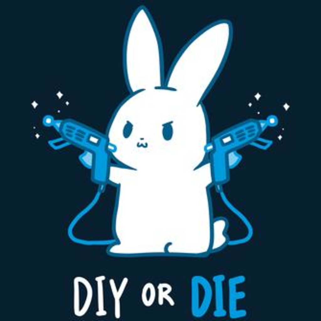 TeeTurtle: DIY Or Die