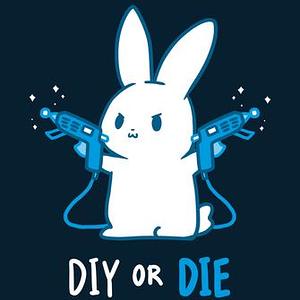TeeTurtle: DIY Or Die