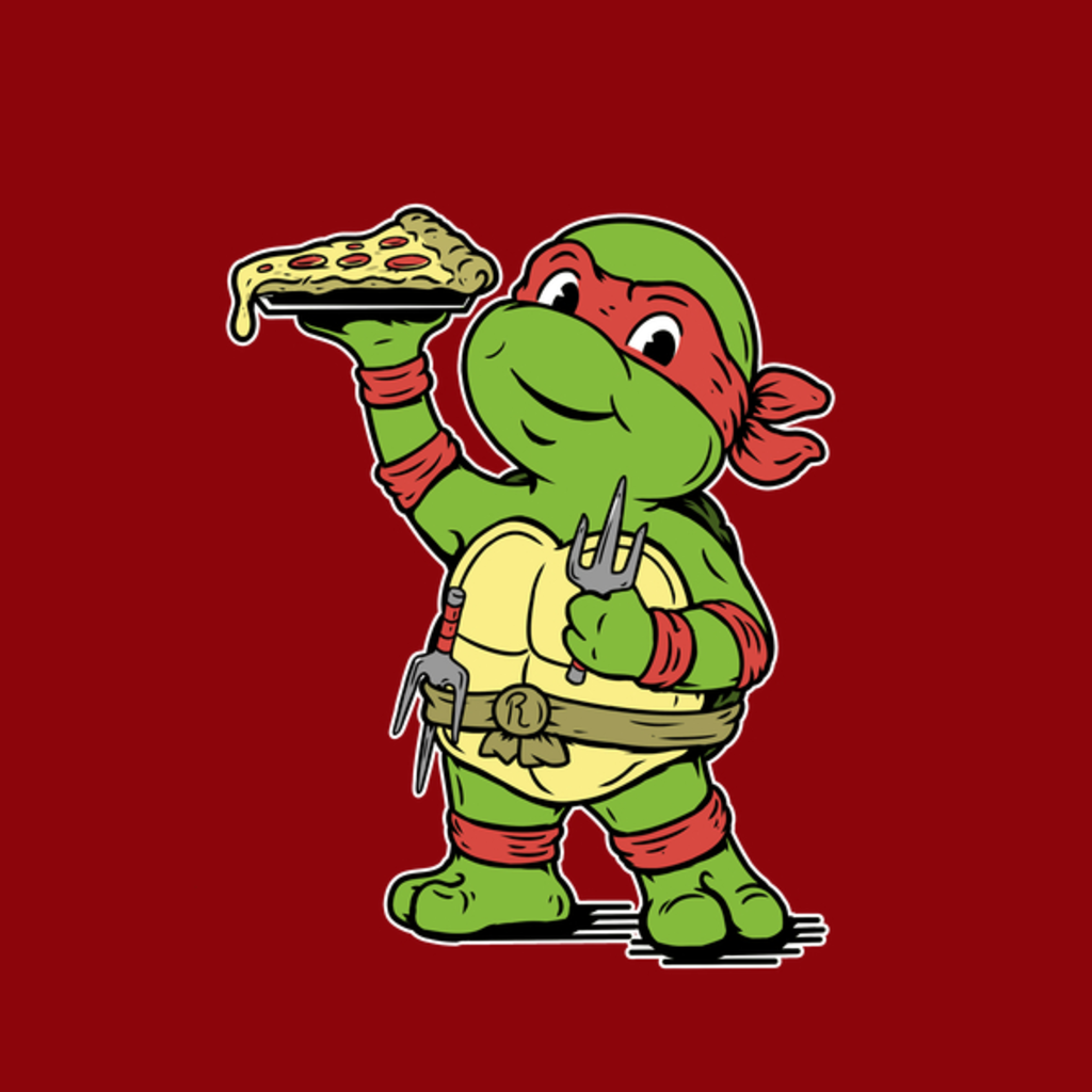 NeatoShop: BIG TURTLE BOY- RAPH