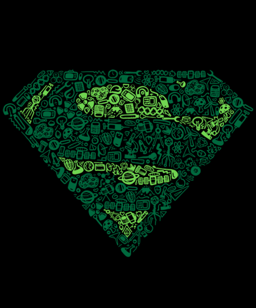 Qwertee: Super Science
