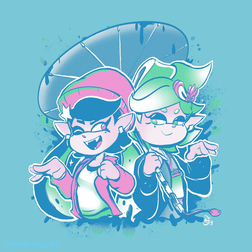 The Yetee: Forever Fresh