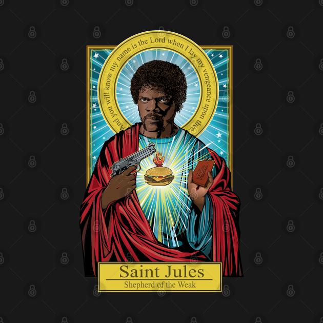 TeePublic: Saint Jules