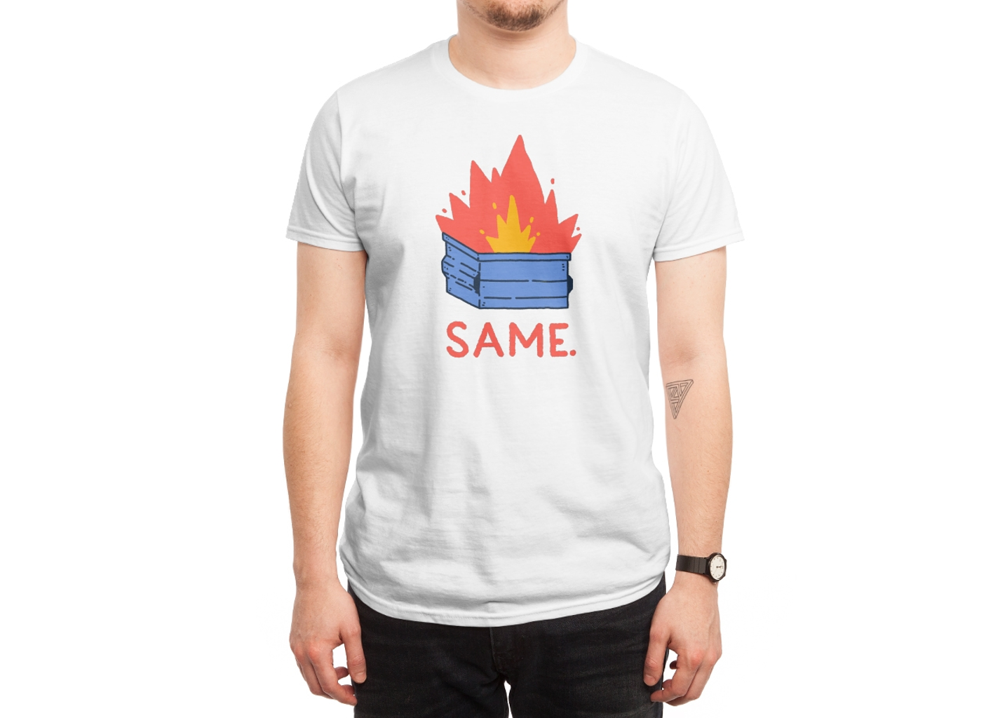 Threadless: Same.