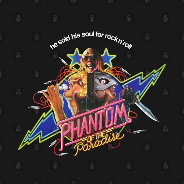 TeePublic: Phantom of The Paradise