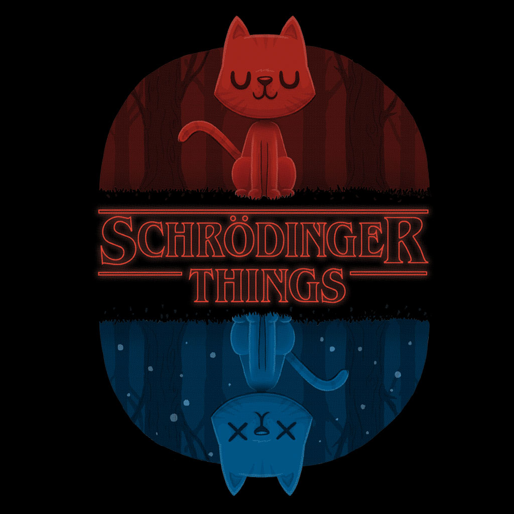 TeeTee: Schrödinger Things