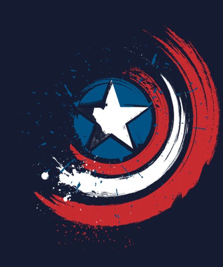Qwertee: The Shield