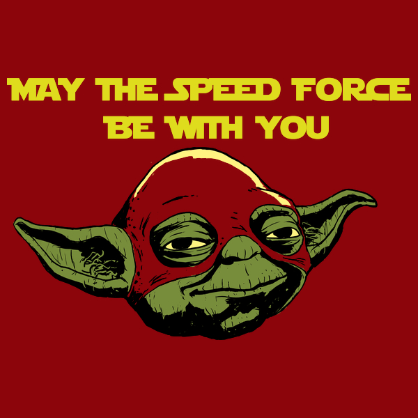 NeatoShop: may the speed force be with you