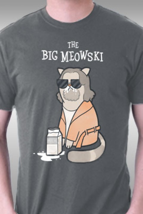 TeeFury: The Big Meowski