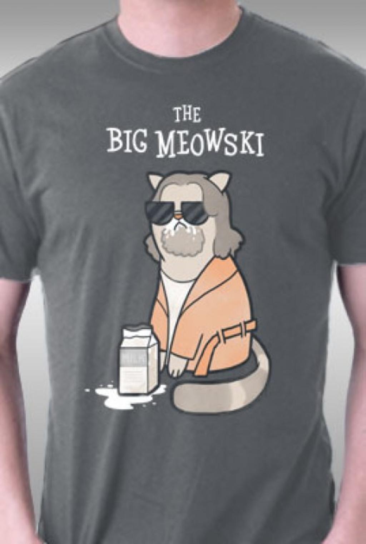 TeeFury: The Big Meowski