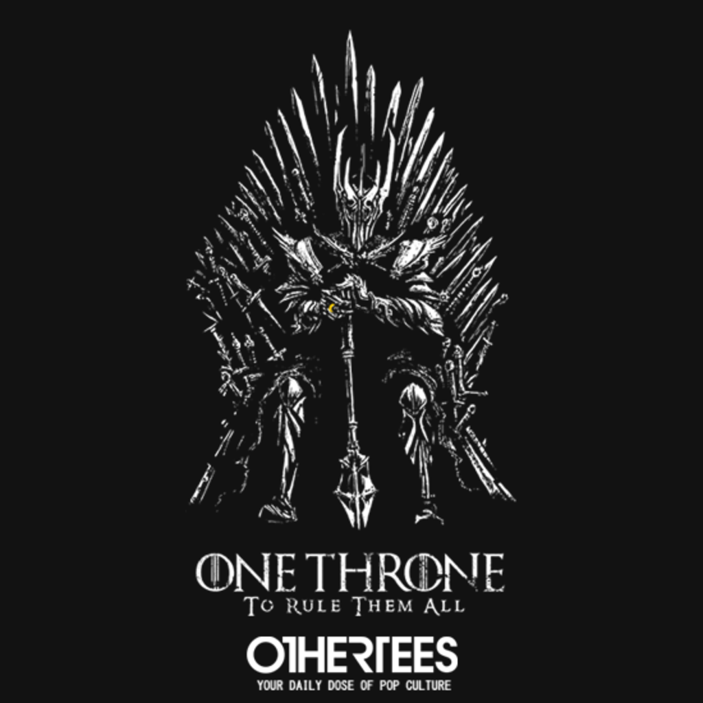 OtherTees: One Throne to Rule Them All