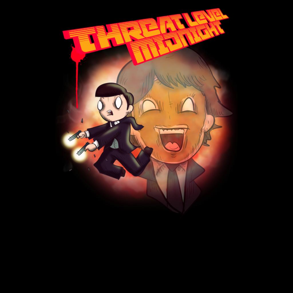 NeatoShop: Threat Level Midnight