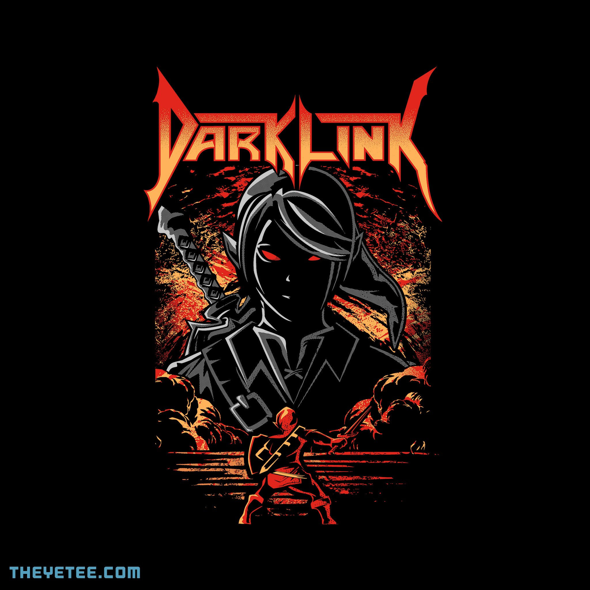 The Yetee: The Darkness Inside