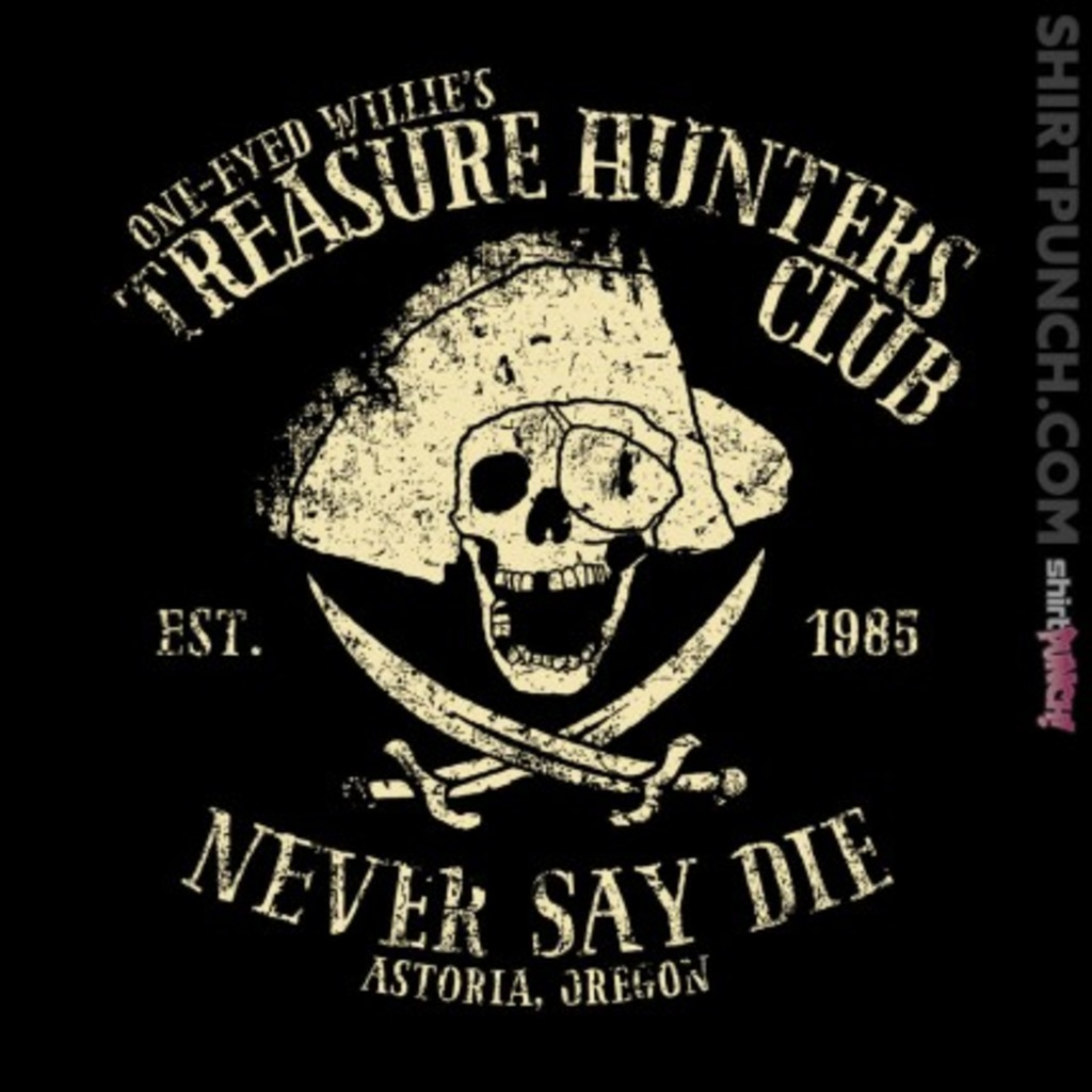ShirtPunch: Treasure Hunters