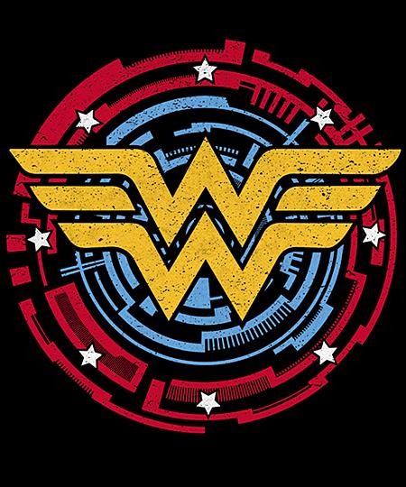 Qwertee: Wonder Target