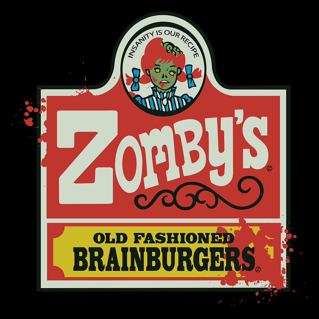 Pop-Up Tee: Zomby's