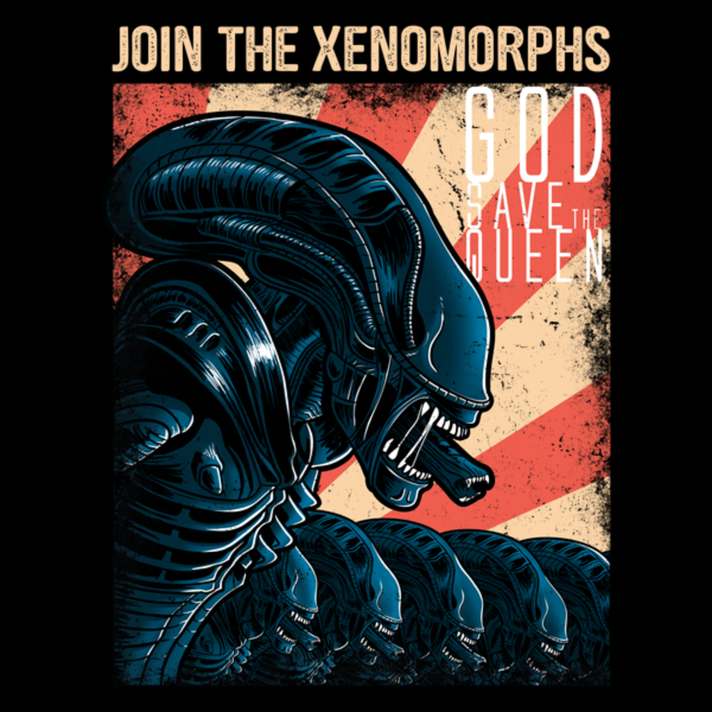 NeatoShop: Join the xenomorphs