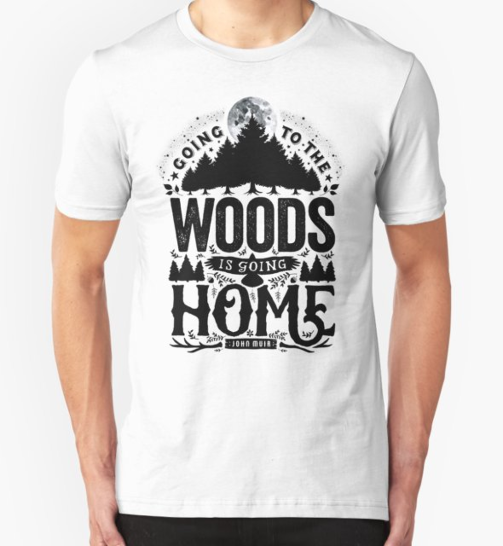 RedBubble: The Woods