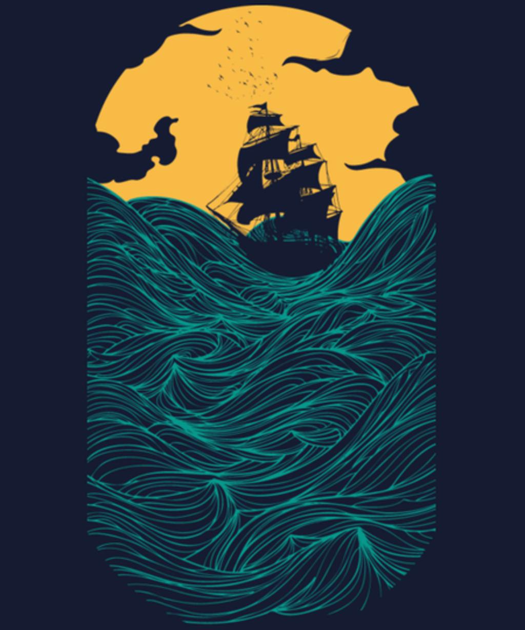 Qwertee: High seas
