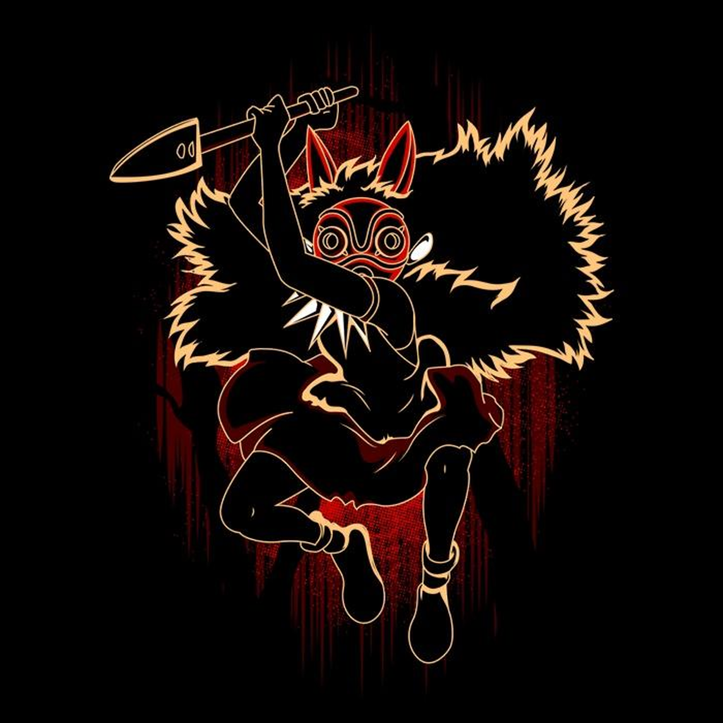 Once Upon a Tee: Shadow of the Forest