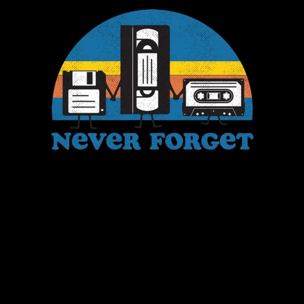 BustedTees: Never Forget