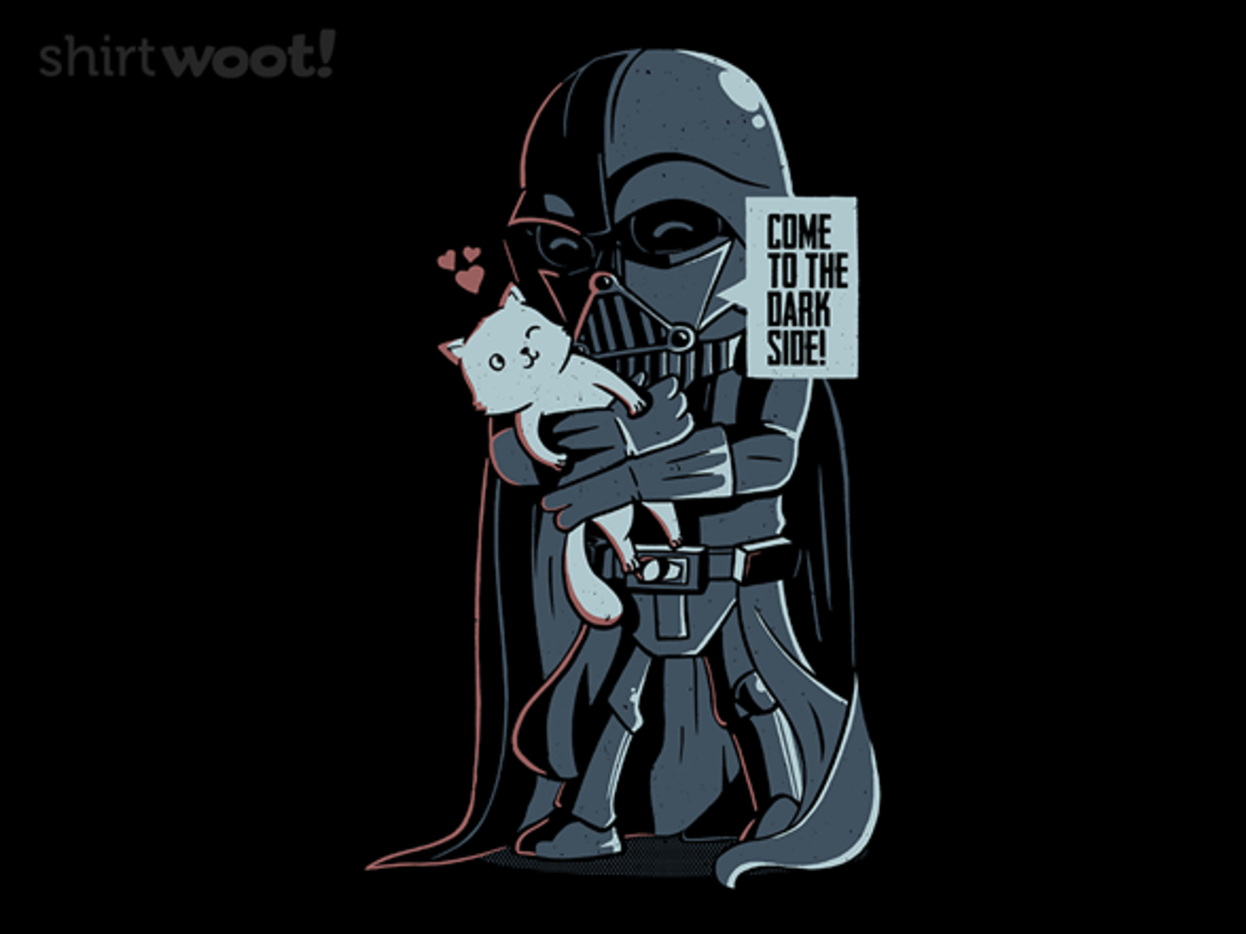 Woot!: Come to the Dark Side