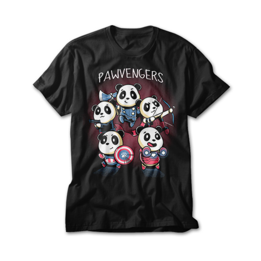 OtherTees: Pawvengers