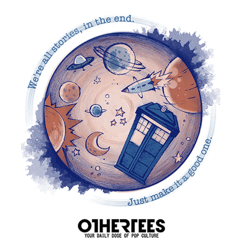 OtherTees: We Are All Stories