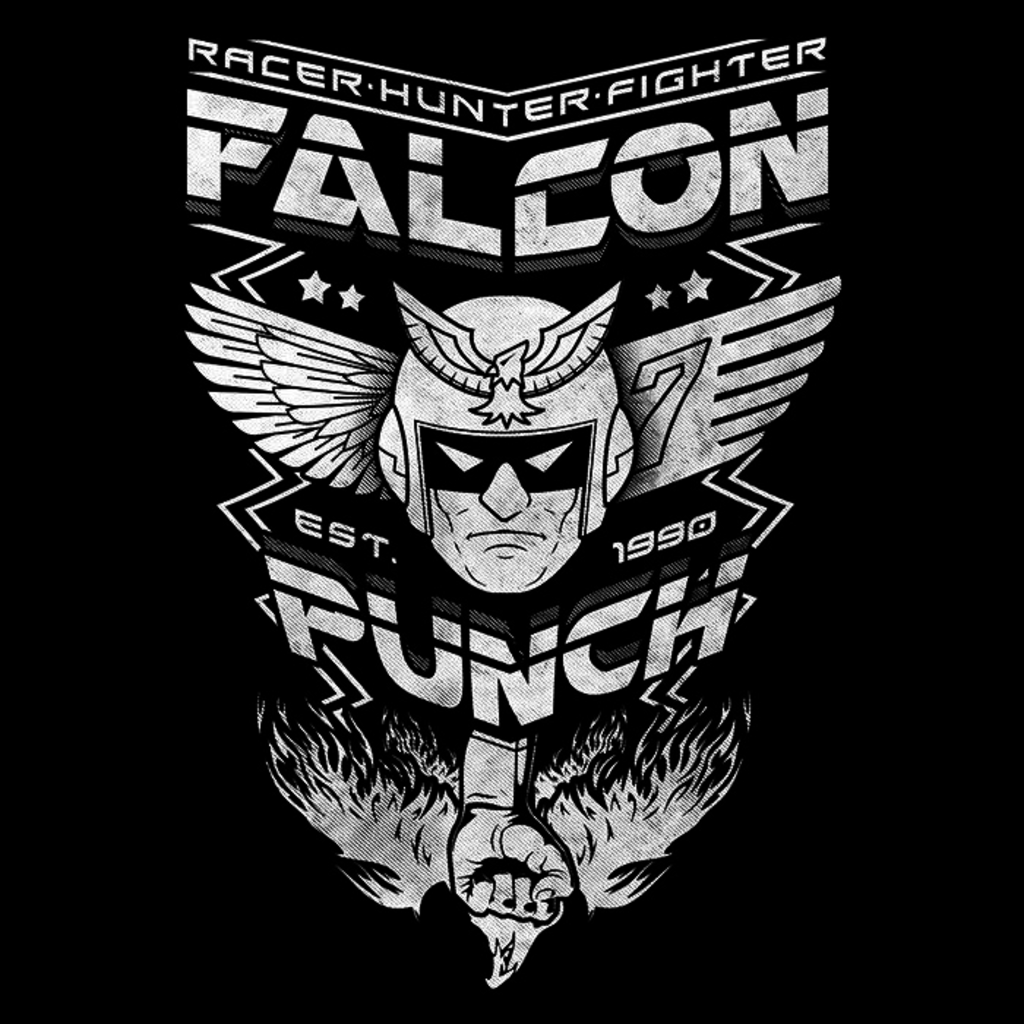 Once Upon a Tee: Classic Falcon