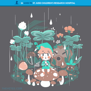 The Yetee: Minish Downpour