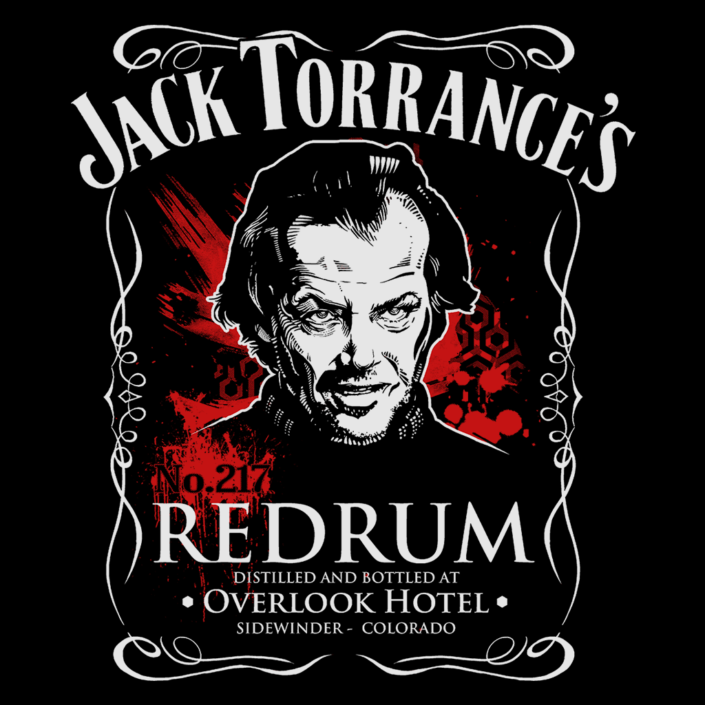 Pop-Up Tee: Torrance Redrum