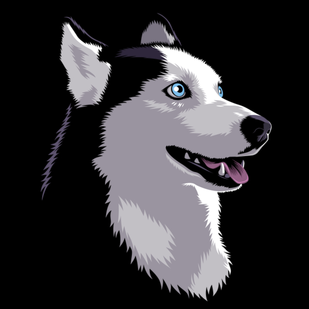 NeatoShop: Siberian husky